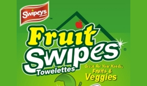 Fruit Swipes Towelettes